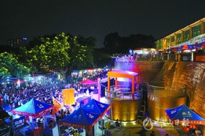 禅城首届粤菜美食啤酒节开锣 200多款经典粤菜邀您共品