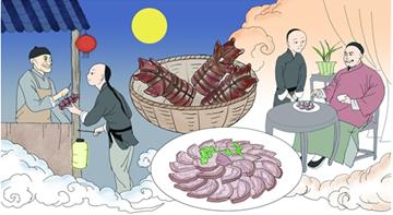醞扎豬蹄、豬腳姜:滋補養生溫情縈繞