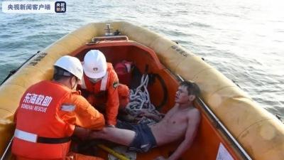 揪心!两船相撞14人失踪