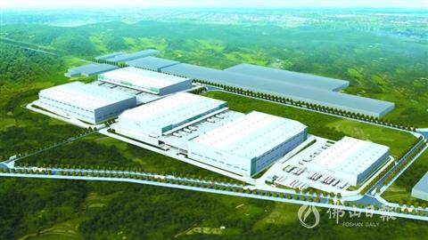 2020年國家物流樞紐建設名單公布  佛山建生產服務型國家物流樞紐