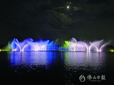 國慶中秋黃金周,三水樂平吸引超20萬人次打卡