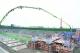 大唐热电项目浇筑第一罐混凝土  项目一期2022年投用