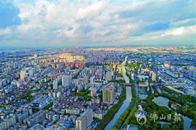 建設東平水軸,禪城為何等不起慢不得?
