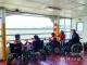 受助人成助人者 禅城区30多名残疾人组成志愿服务队