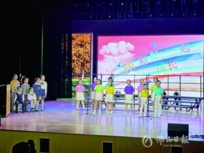 佛山校园书香艺术节六大主题活动吸引2.1万学子