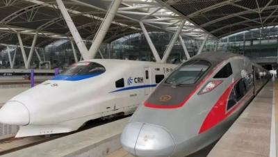 4月10日起,佛山西站出發,直達深圳和潮汕!
