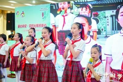 師生齊學黨史 禪城校園興起黨史學習教育熱潮