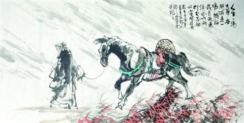 """三水""""畫癡""""徐冠新:故鄉風土是靈感的母親河"""