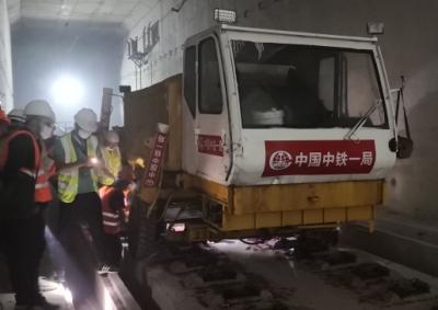 广佛环城际南环线正式启动铺轨 拟9月建成