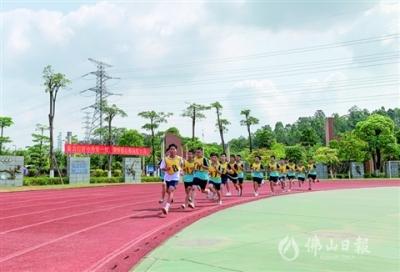 三水6522名學子參加體育中考