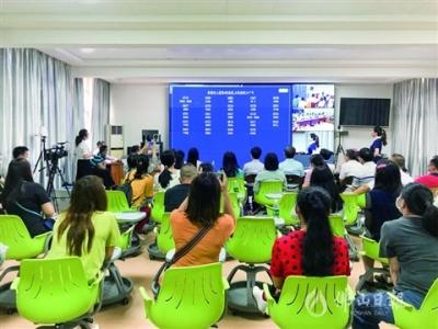5月,高明區公辦幼兒園開始注冊入學