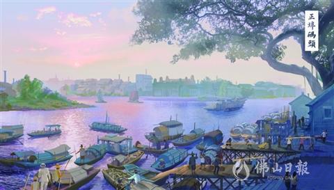 畫筆定格歷史 見證城市發展