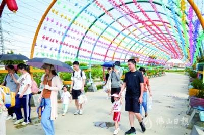 阿农湾农耕文化园:满足都市人对田园生活的向往