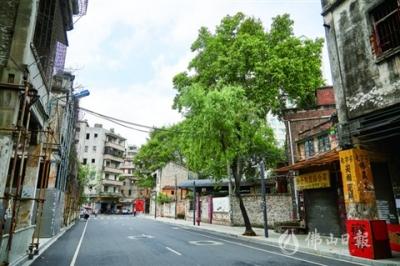 品城 快子路:古色古香 禅城最有年味的老街