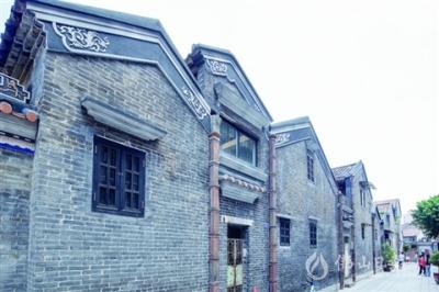 禅城任围老街:满载传奇岁月人文情怀的宝地