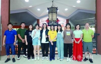 三水华侨中学美术高考培养新模式成效显著  8人被名校录取